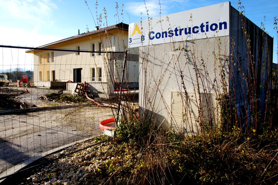 Construction immeuble haute savoie for Construction logement neuf